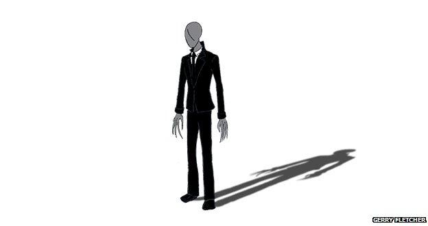 The origins of Slender Man