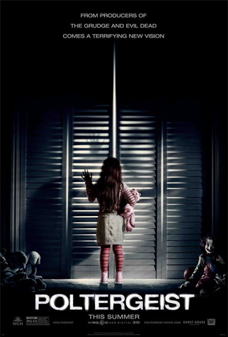 Sneak peek: 'Poltergeist' reboots for 2015 terror